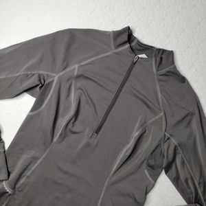 Lucy Long sleeved 1/2 Zip
